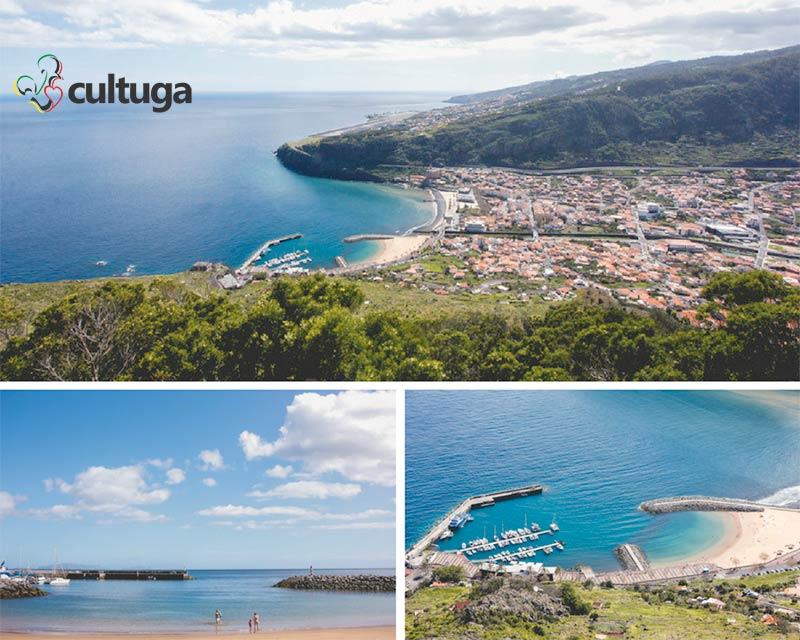 Onde fica a Ilha da Madeira Portugal