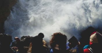ondas gigantes nazaré portugal
