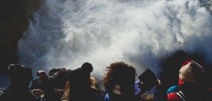 Ondas gigantes da Nazaré: programe-se para ver