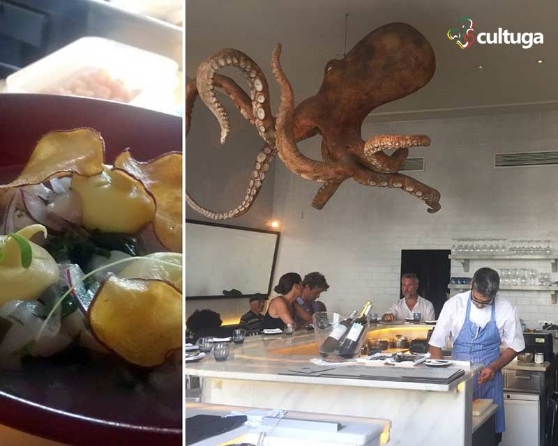 Onde comer em Lisboa - A Cevicheria - Príncipe Real