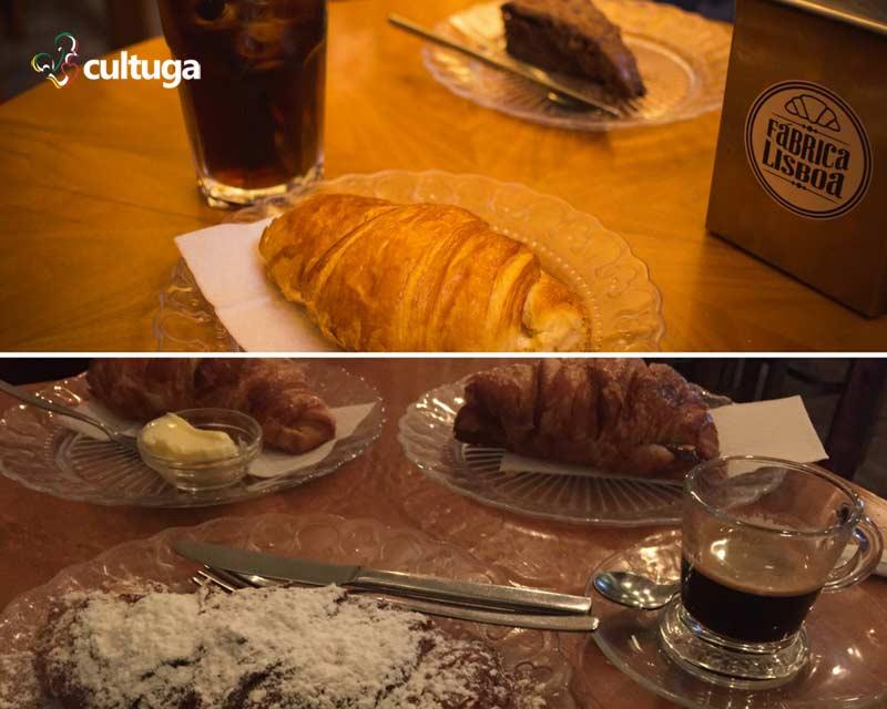 Cafés em Lisboa: Fábrica Lisboa