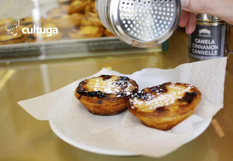Onde comer em Lisboa - pastel de nata