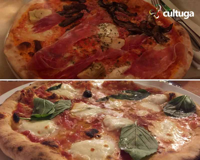 Onde comer em Lisboa - Pizza
