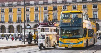 Yellowbus - Ônibus turísticos em Lisboa