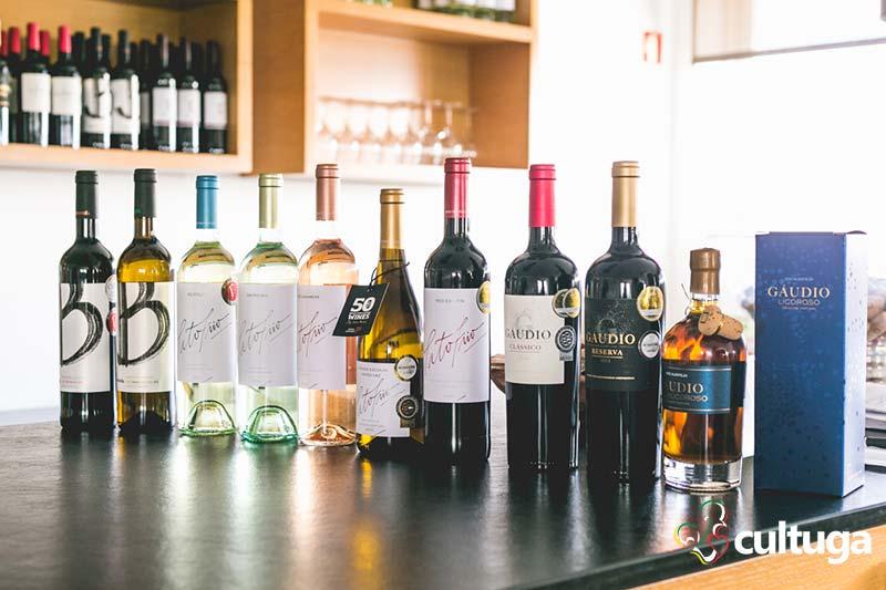 Gama de vinhos da Ribafreixo Wines