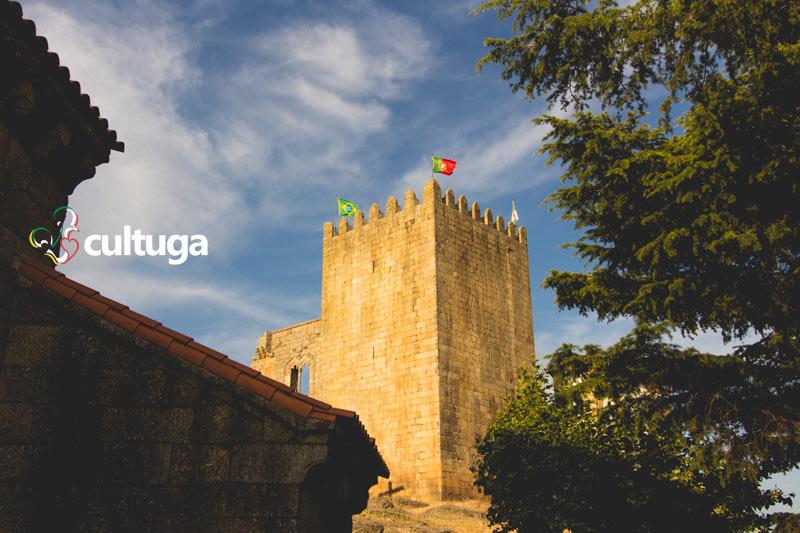 Castelo de Belmonte, na Serra da Estrela