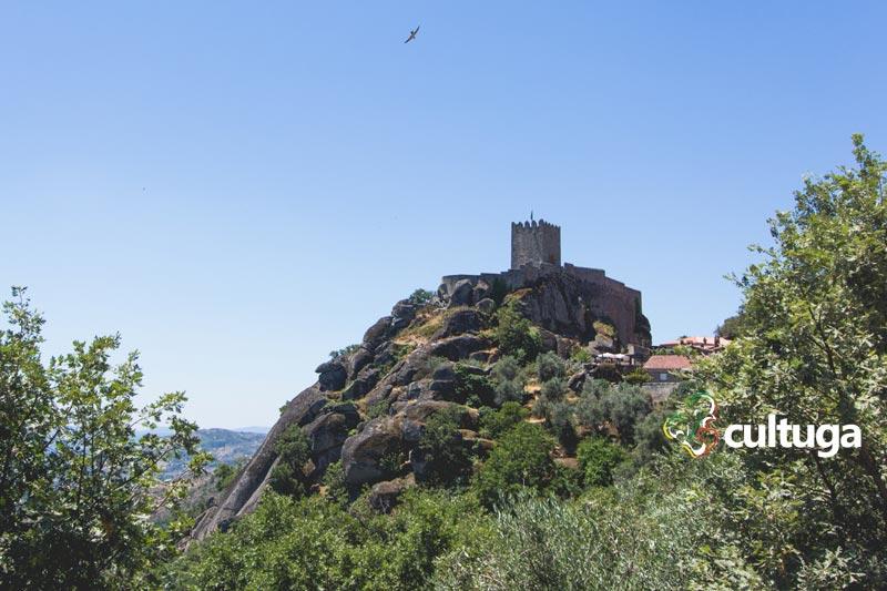 Aldeia de Sortelha, na Serra da Estrela