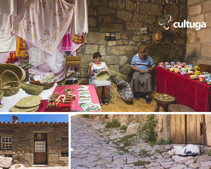 Aldeia de Portugal: Sortelha, na Serra da Estrela