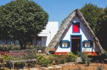 Casa de Santana, na Ilha da Madeira
