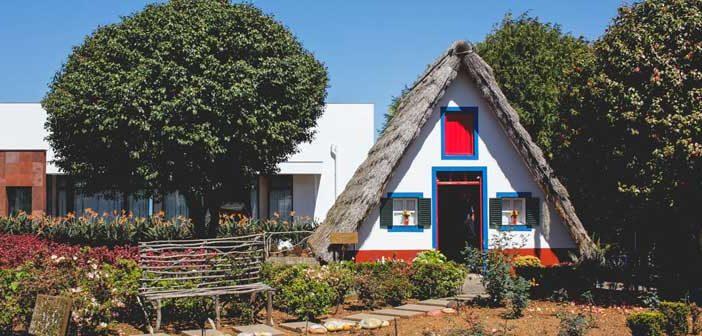 Ilha da Madeira: casa de Santana Portugal