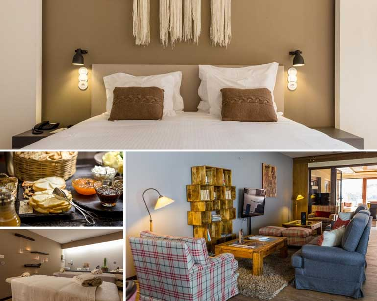 Onde dormir Serra da Estrela: Puralã - Wool Valley Hotel