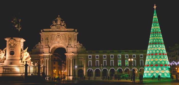 Natal em Lisboa: veja o que fazer na cidade