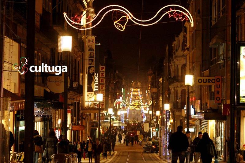 Natal no Porto, Portugal