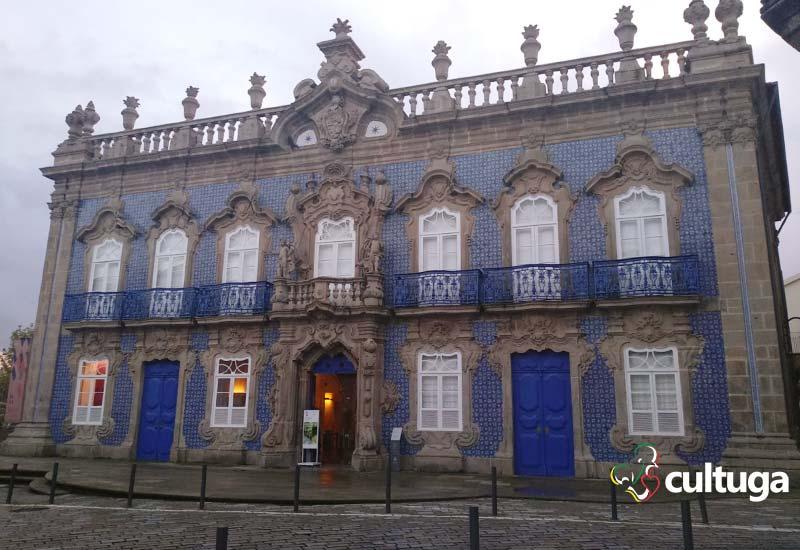 Palácio do Raio, em Braga, Portugal