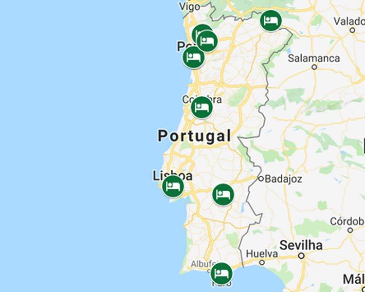 hoteis Ibis Portugal
