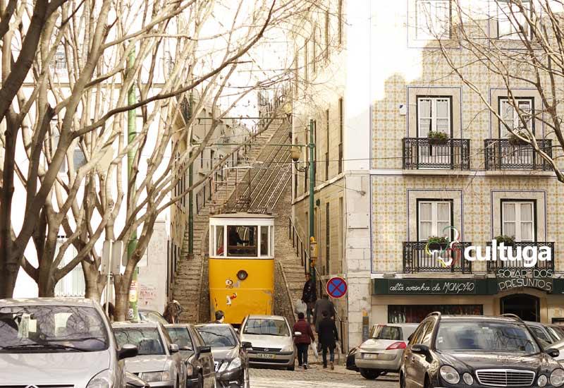 Ascensor do Lavra, Lisboa