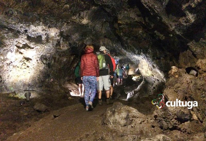 Grutas de São Vicente, Ilha da Madeira