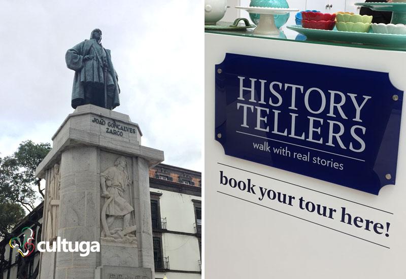 History Tellers, Ilha da Madeira