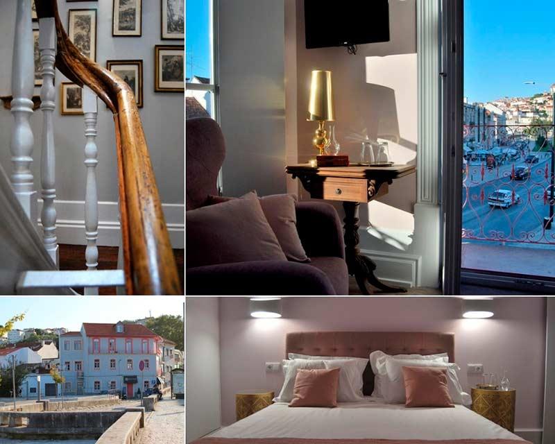 hotéis em Coimbra Guest House Santa Clara