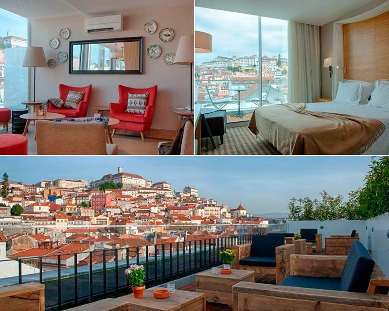 hotéis em Coimbra Oslo