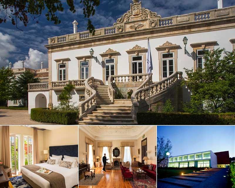 hotéis em Coimbra Quinta das Lágrimas