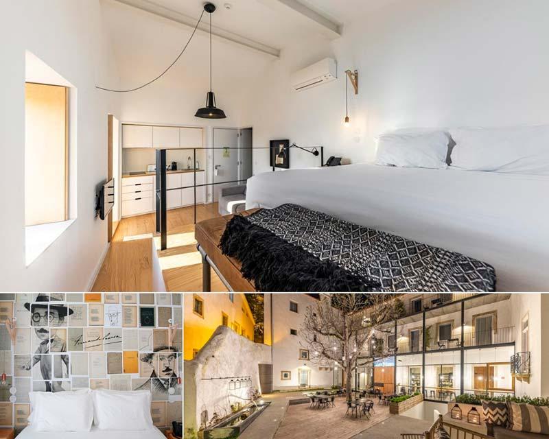 hotéis em Coimbra Sapientia Boutique Hotel
