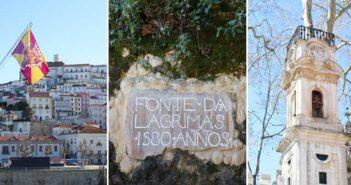 Coimbra Portugal: o que fazer