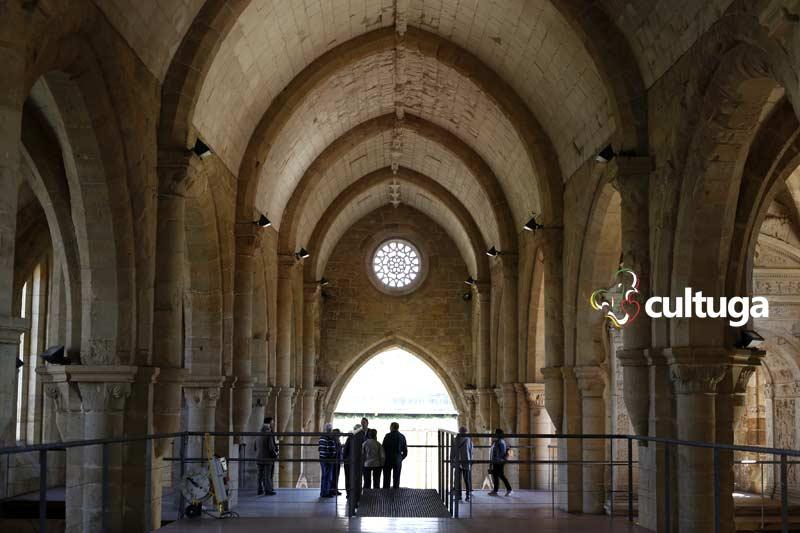 Coimbra Portugal: Mosteiro de Santa Clara-a-Velha