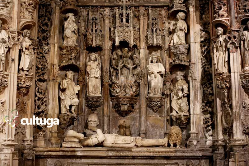 Coimbra Portugal: Mosteiro de Santa Cruz