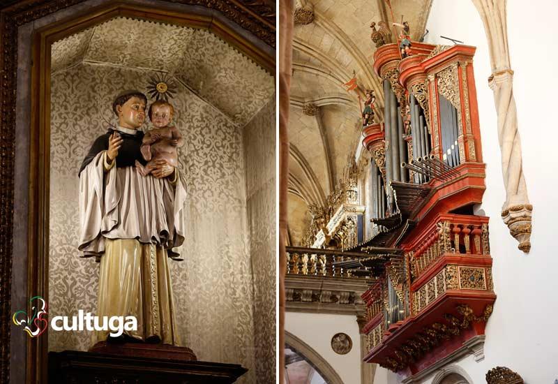 Roteiro em Coimbra: Mosteiro de Santa Cruz
