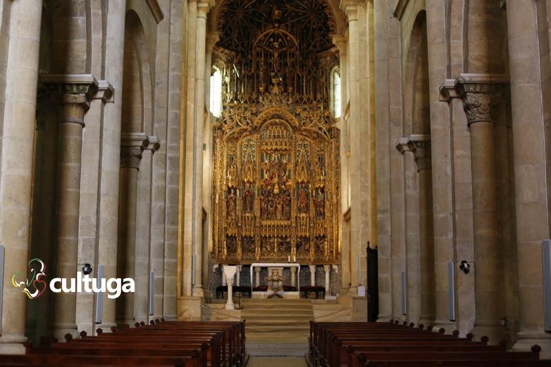 Coimbra Portugal: Sé Velha