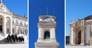 Visitar a Universidade de Coimbra