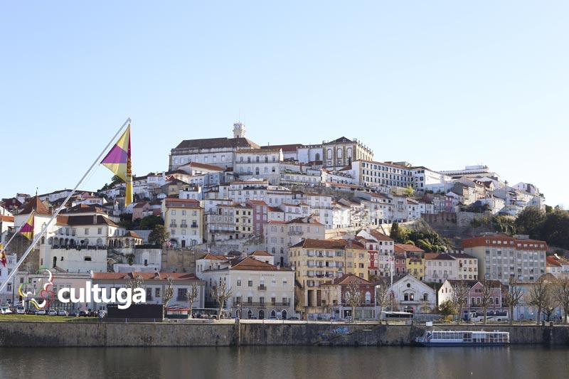 Vista para a cidade de Coimbra
