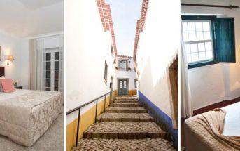 Onde dormir em Óbidos: hotéis e hospedagens