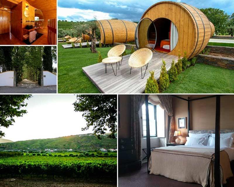 Hospedagem no Douro: Quinta da Pacheca