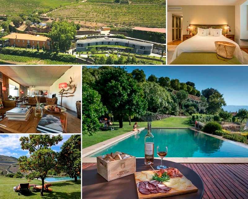 Hospedagem no Douro: Quinta do Vallado