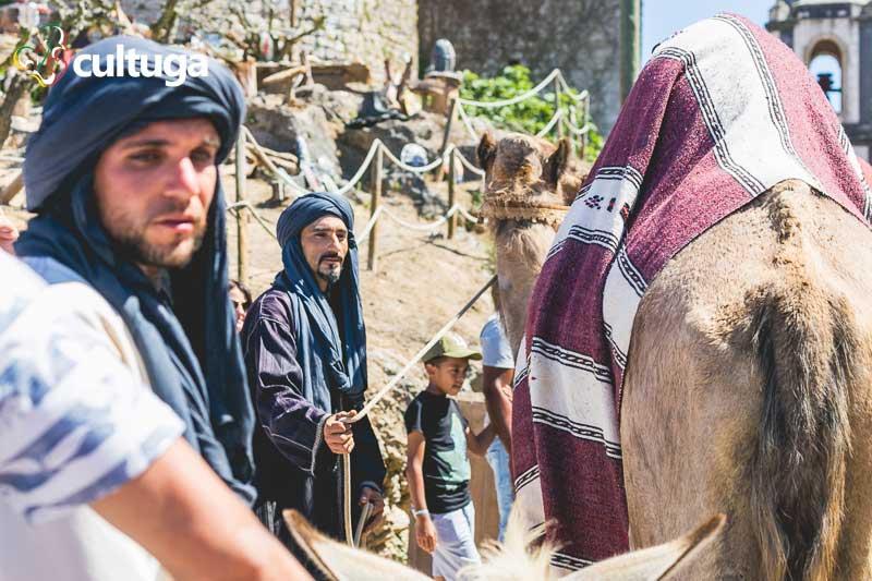 Mouros no Mercado Medieval de Óbidos