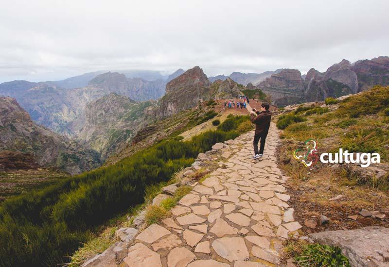 Roteiro Ilha da Madeira: Miradouro do Pico do Areeiro