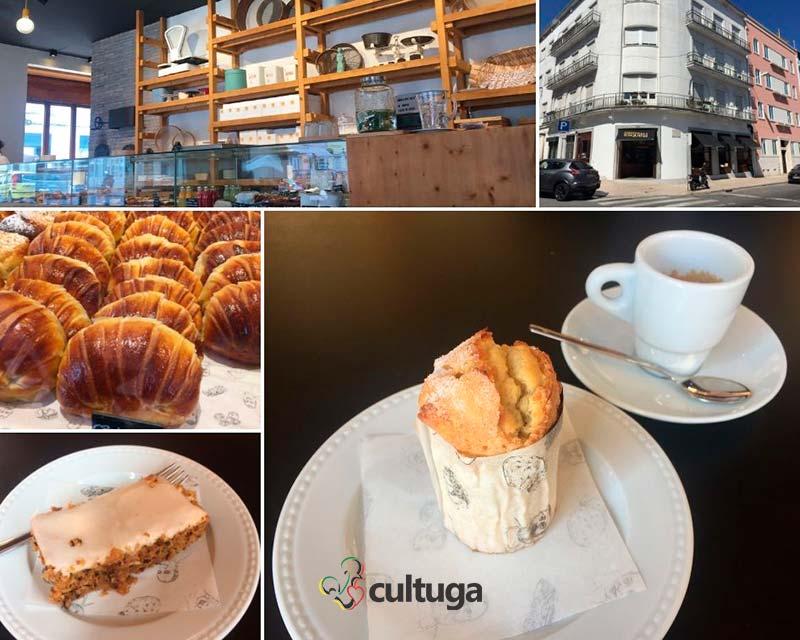 Cafés de Lisboa: Padaria da Esquina