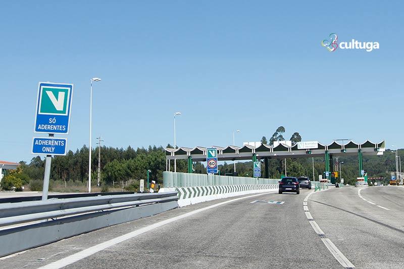 Dicas para dirigir em Portugal - Via Verde