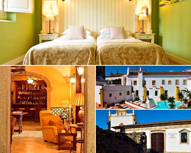 Onde ficar em Evora: Pousada Convento de Évora