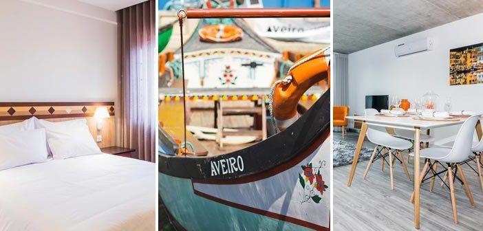 Onde dormir em Aveiro: veja as nossas dicas!