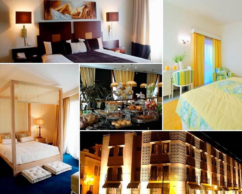 dormir em Aveiro: Hotel Moliceiro