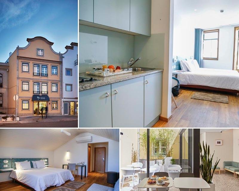 dormir em Aveiro: Hotel das Salinas