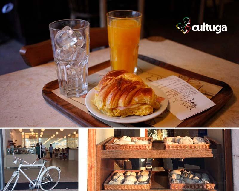 Cafés em Lisboa Padaria Portuguesa