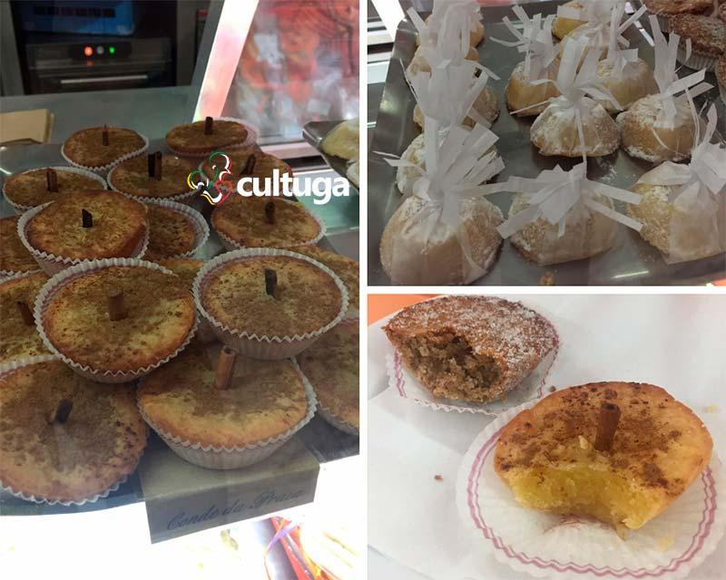 Café na Ilha Terceira: Pastelaria O Forno