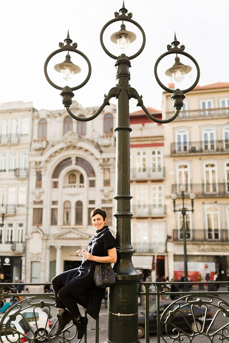 Ensaio Fotográfico no Porto, Portugal, feminino