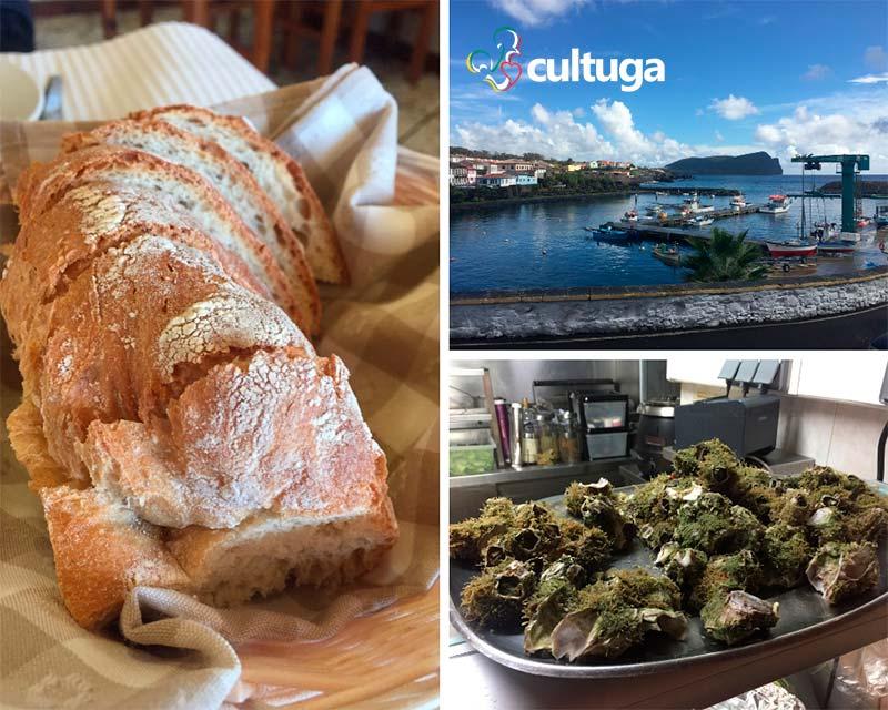 Restaurante na Ilha Terceira: Beira Mar de São Mateus