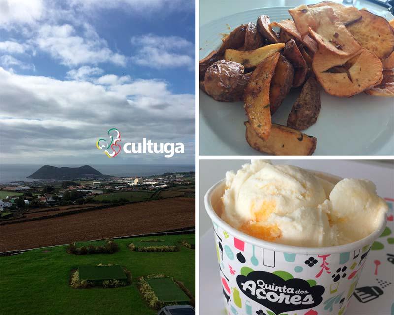 Restaurante na Ilha Terceira: Quinta dos Açores