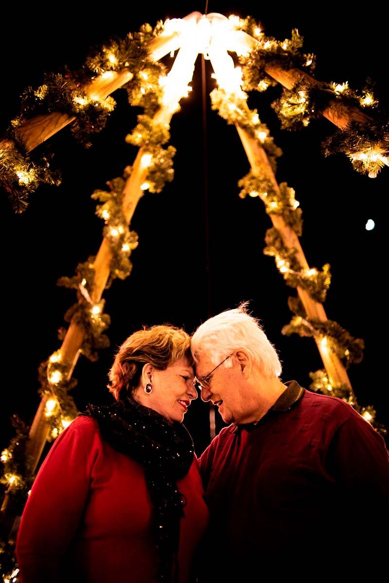 Ensaio Fotográfico de Natal em Lisboa